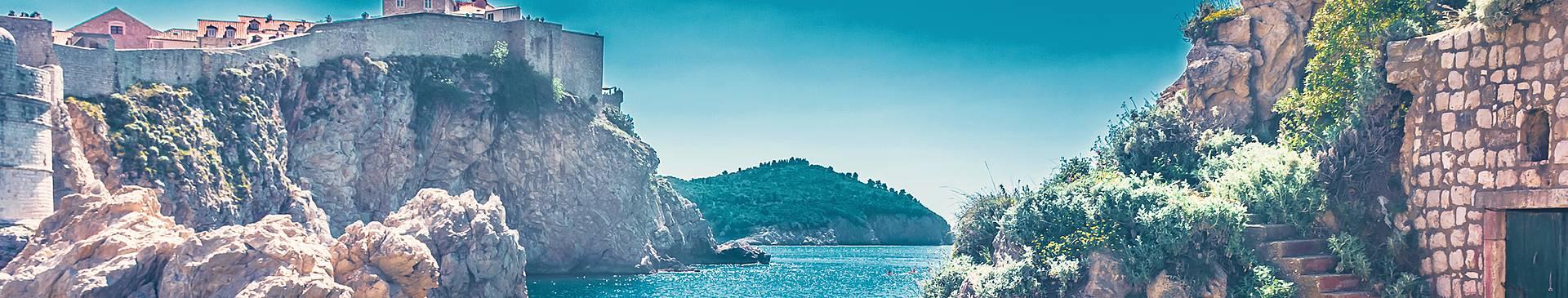 Historical sites in Croatia