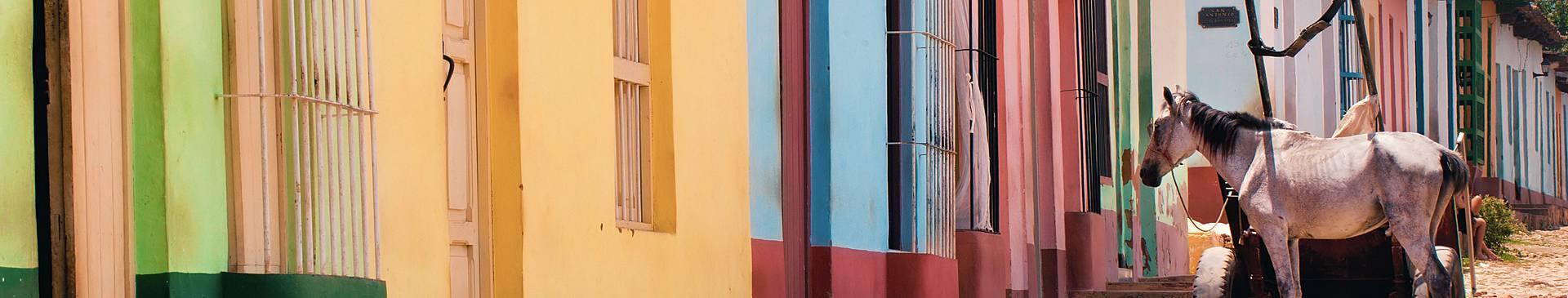 Cities in Cuba