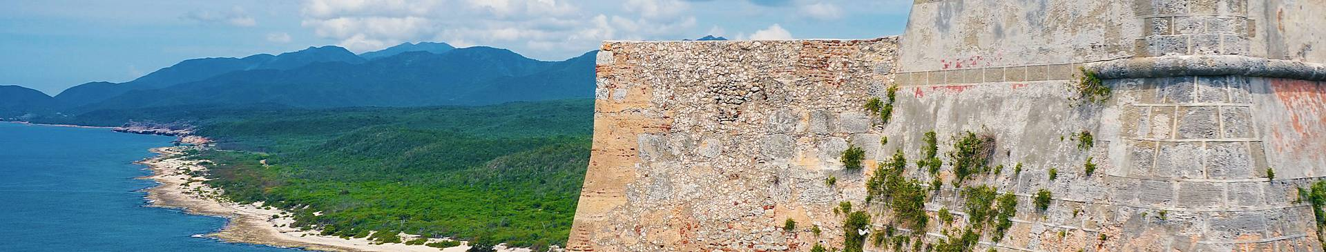 Historical sites in Cuba