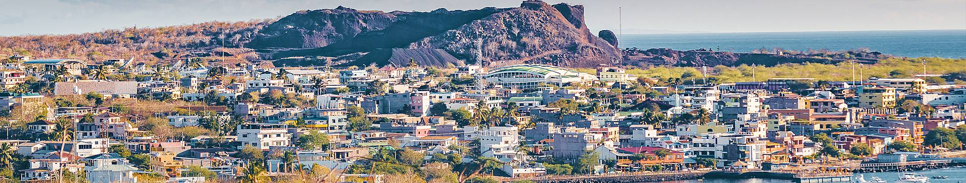 Cities in Galapagos Islands