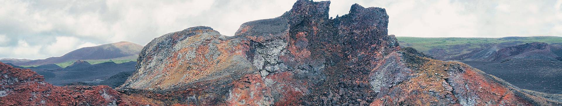 Volcano tours in the Galapagos Islands