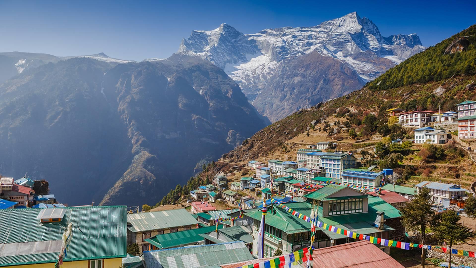 Naturreich und Brauchtum rund um den Himalaya