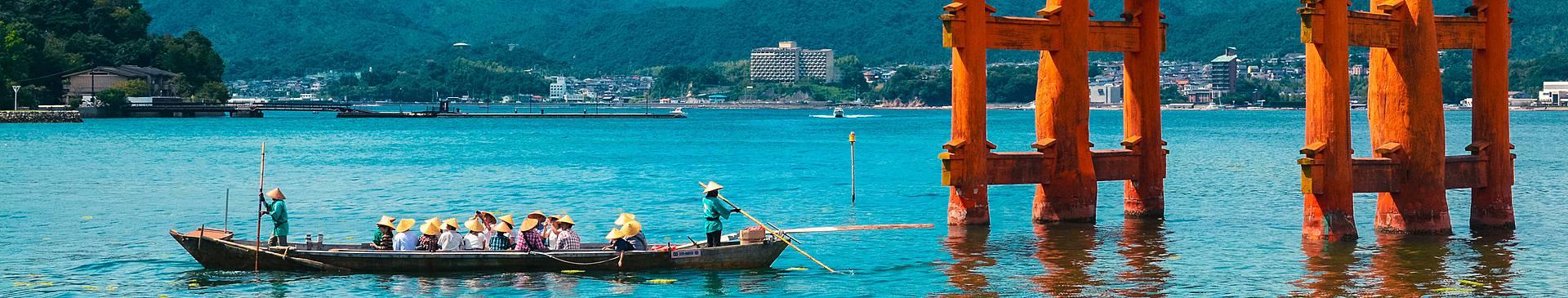 Viaggi nelle isole del Giappone