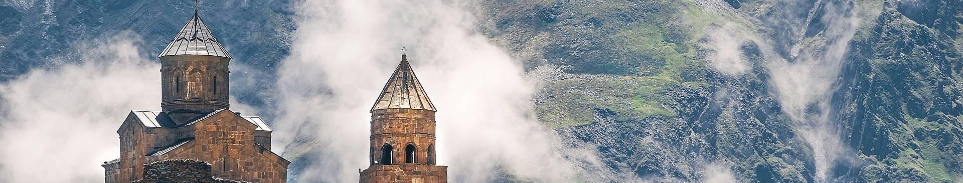 Historical sites in Georgia