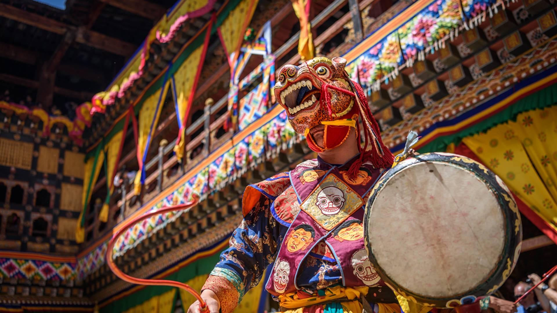 Descubriendo el país más feliz del mundo: combinado Bután y Nepal