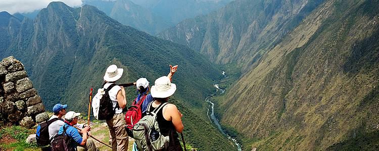 Gruppenreise durch das Land der Inka