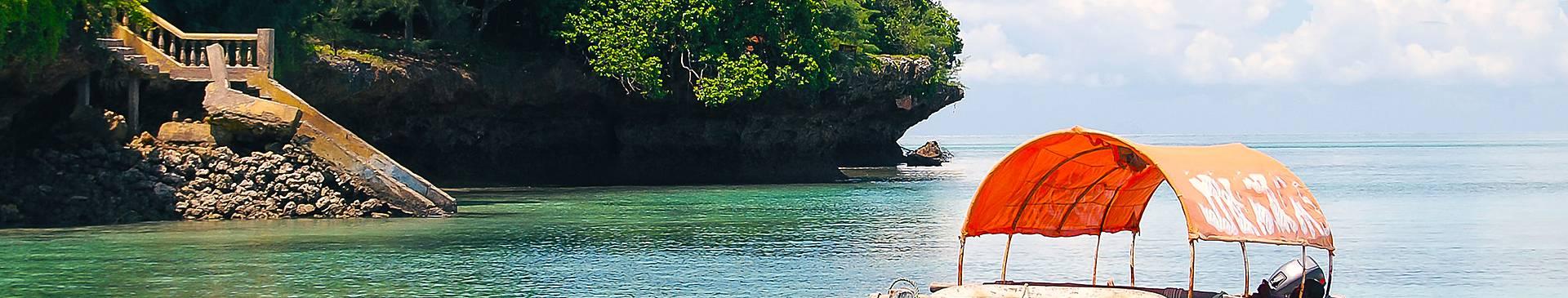 Viaggi nelle isole della Tanzania