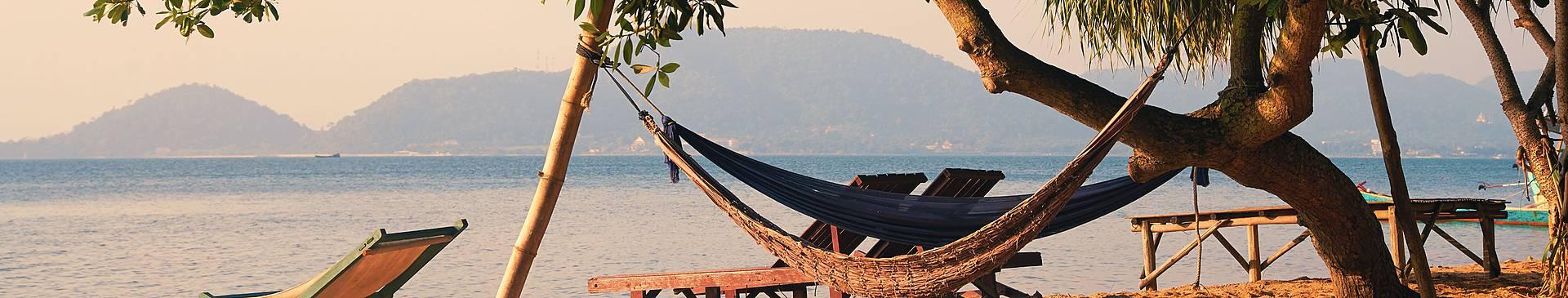 Viaggi nelle isole della Cambogia