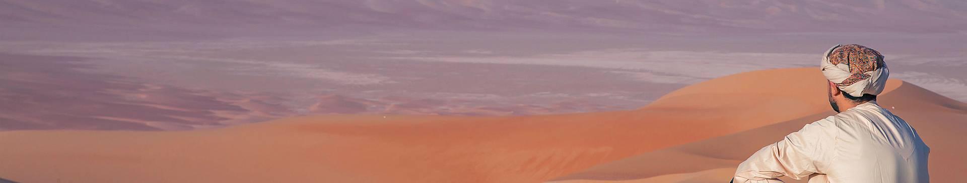 Wüstentour Oman