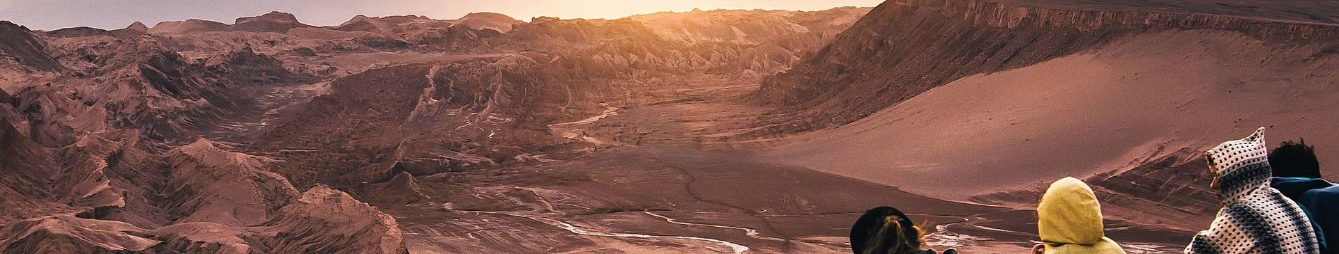 Wüstentour Chile