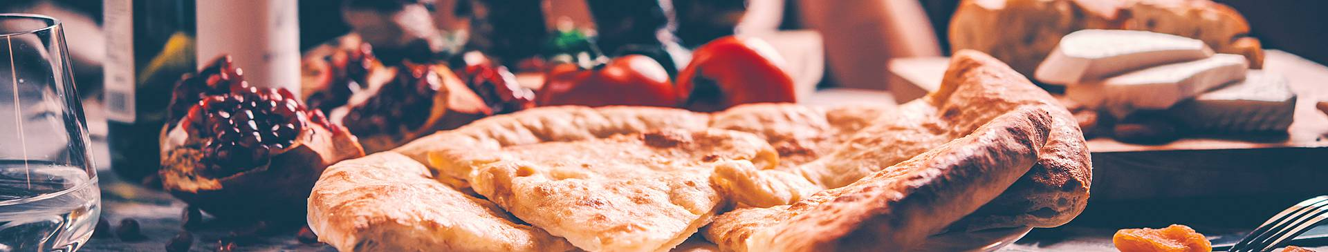 Food and drink tours in Georgia