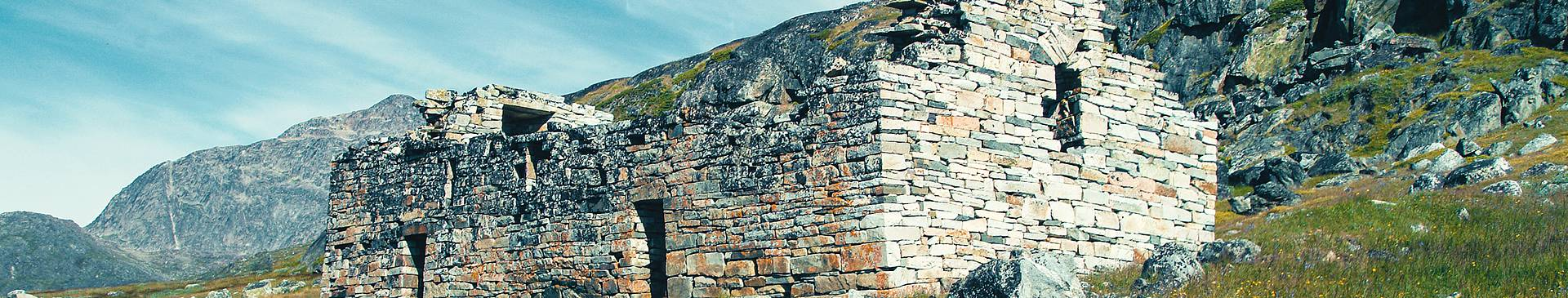 Historical sites in Greenland