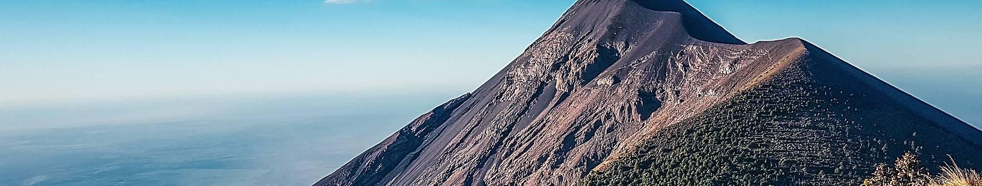 Guatemala volcano tours