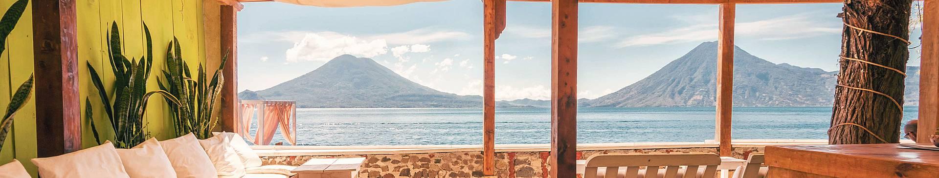 Luxury holidays in Guatemala