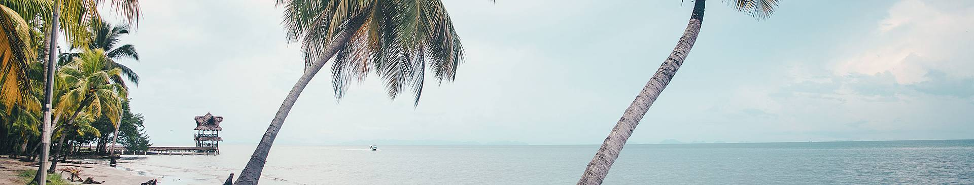 Beaches in Guatemala
