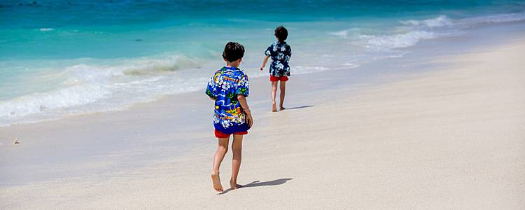 Aventure mauricienne en famille