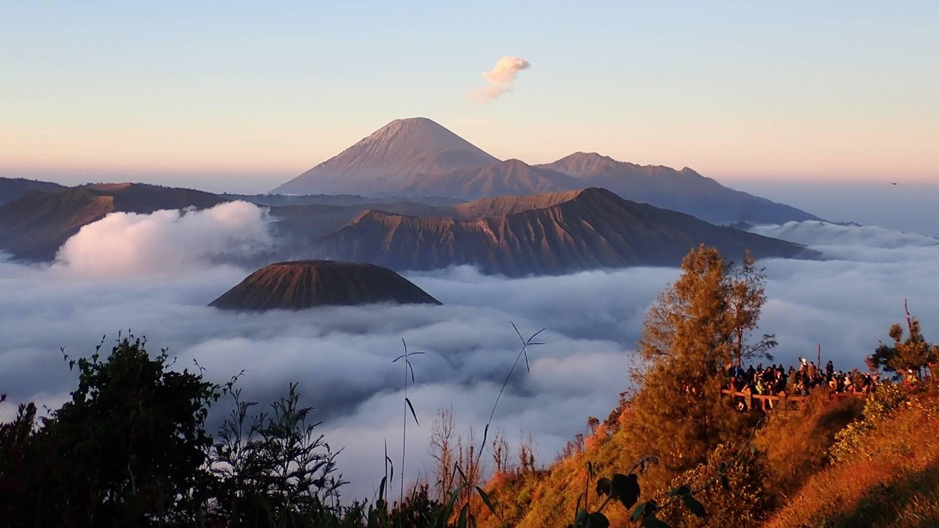 Trekking, nature et culture de Java à Bali