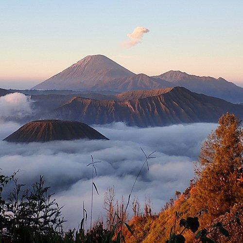 Trekking, nature et culture de Java à Bali -