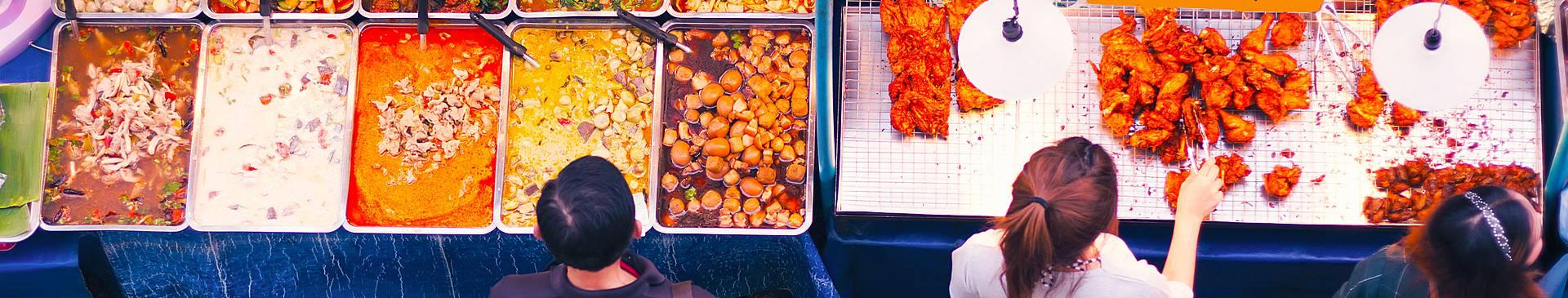 Kulinarische Reisen Thailand