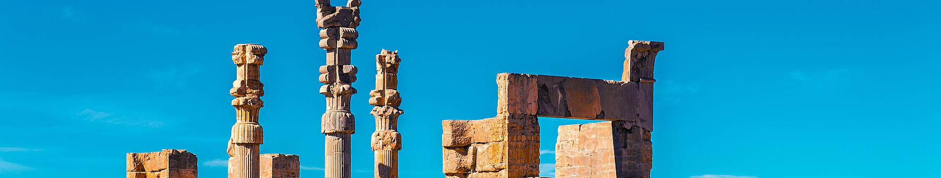 Historical sites in Iran