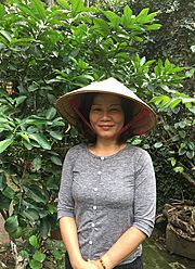 L'agence locale de Nhuong