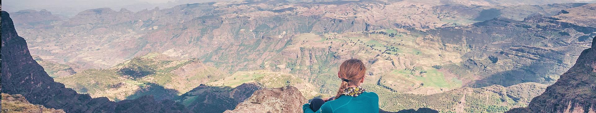 Wanderreisen Äthiopien