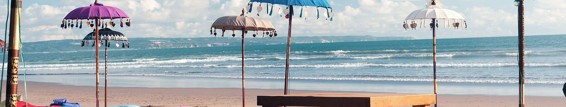 Voyage plage à Bali