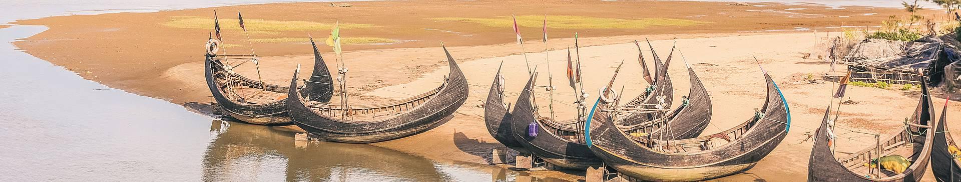 Voyage plage au Bangladesh