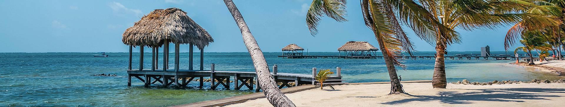 Voyage plage au Belize