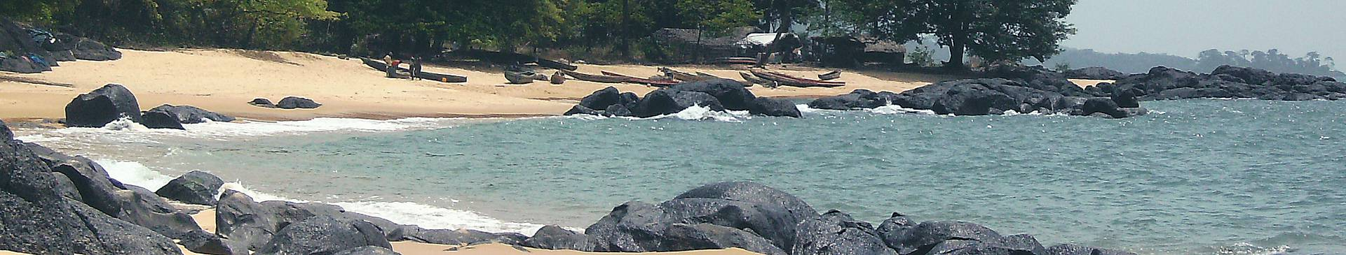 Voyage plage au Cameroun