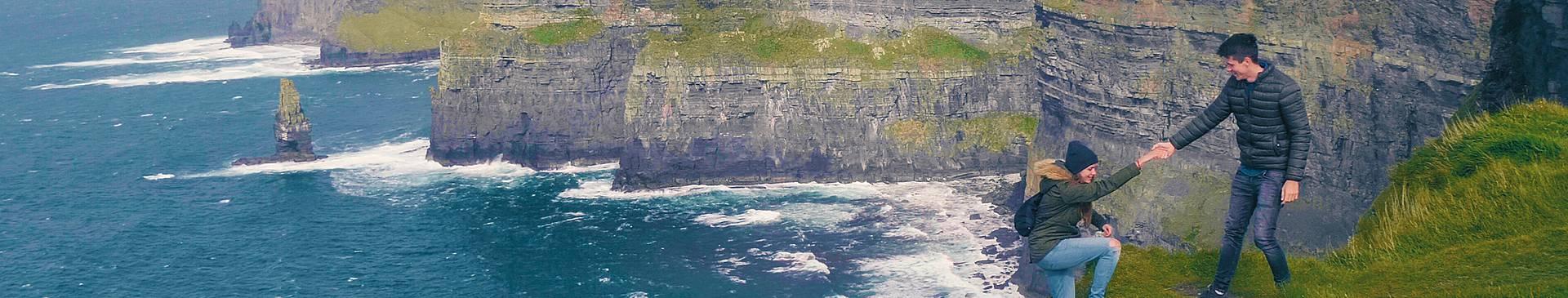 Romantic breaks in Ireland