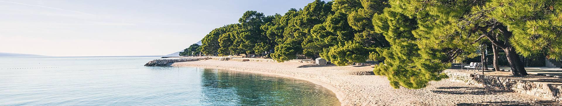 Voyage plage en Croatie