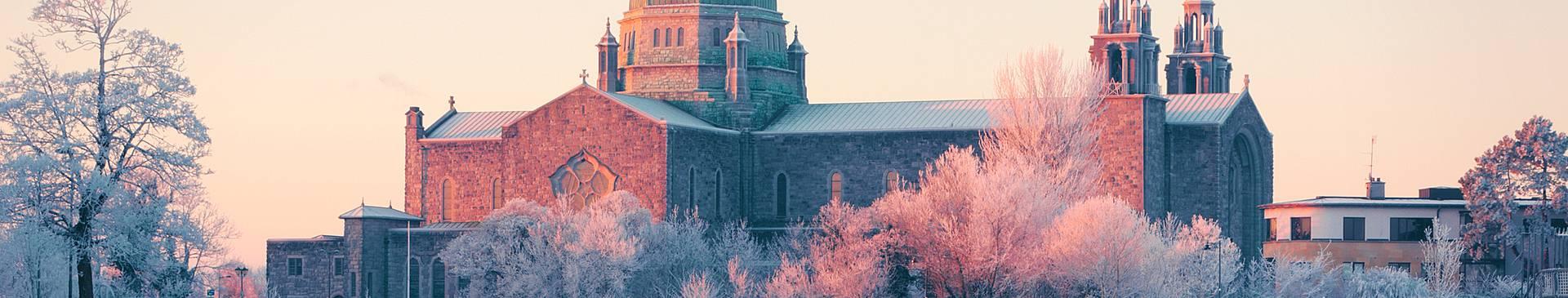 Winter in Ireland