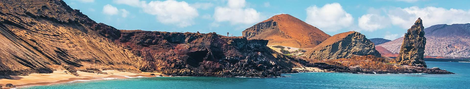 Voyage plage dans les îles Galapagos