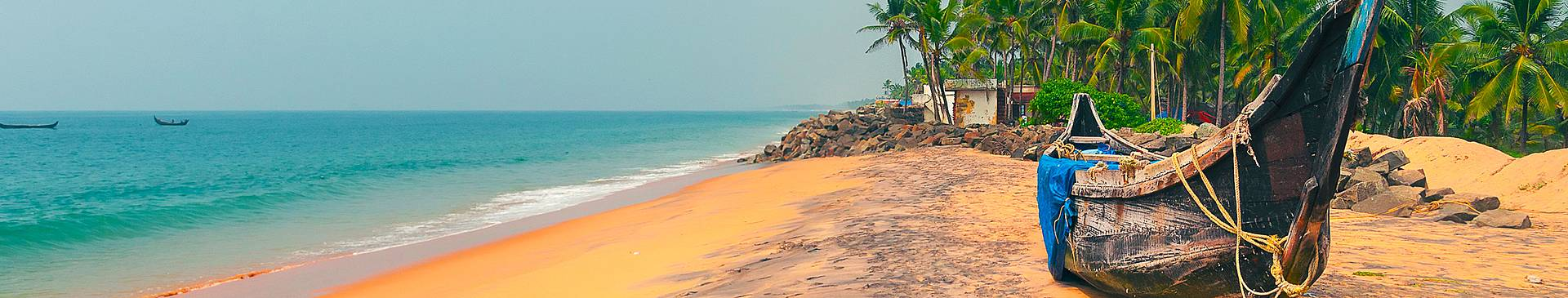 Voyage plage en Inde