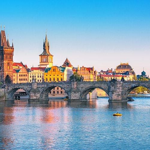 Échappée belle romantique à Prague -