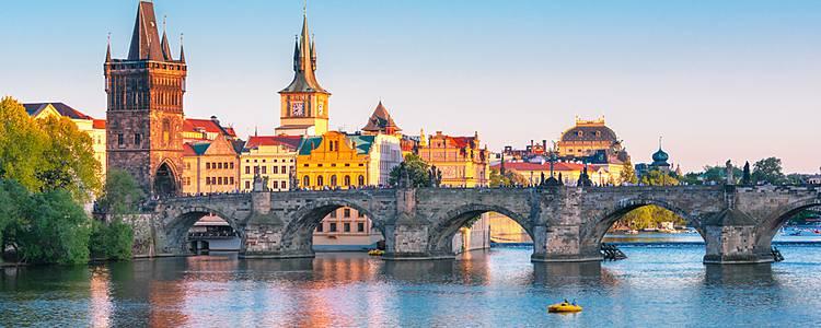 Échappée belle romantique à Prague