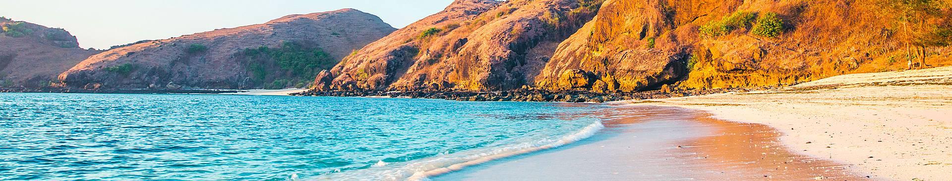 Voyage plage en Indonésie