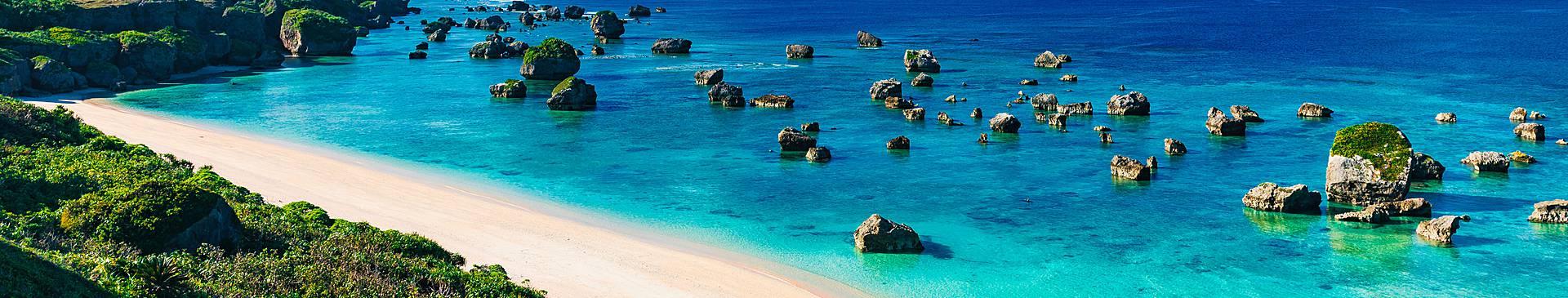 Voyage plage au Japon