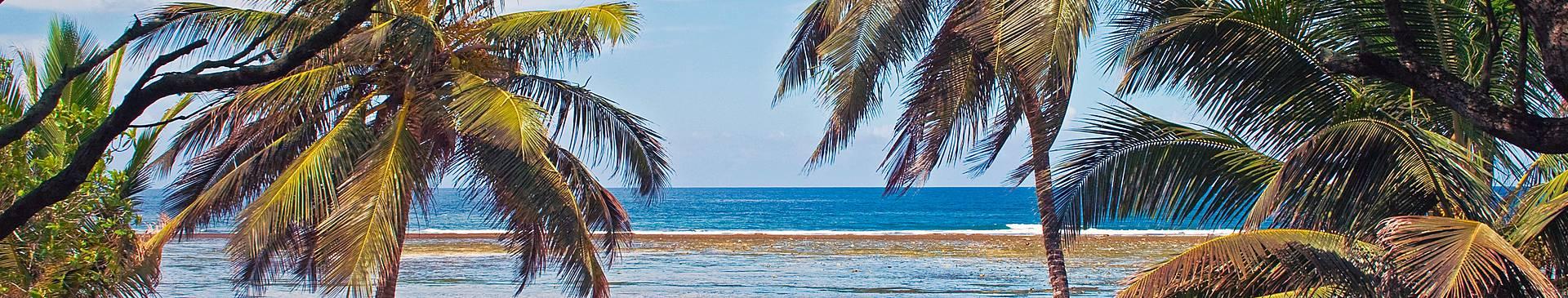 Voyage plage au Kenya