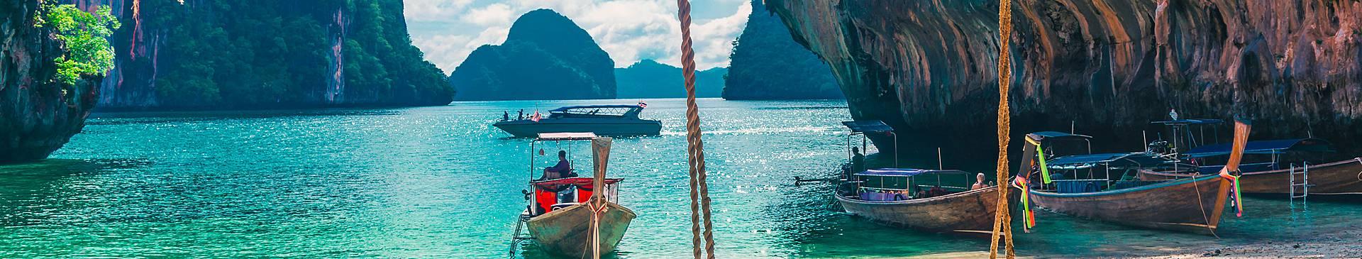 Voyage plage au Laos