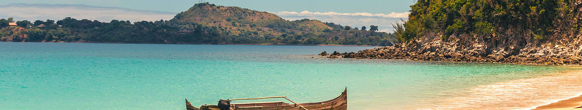 Voyage plage à Madagascar