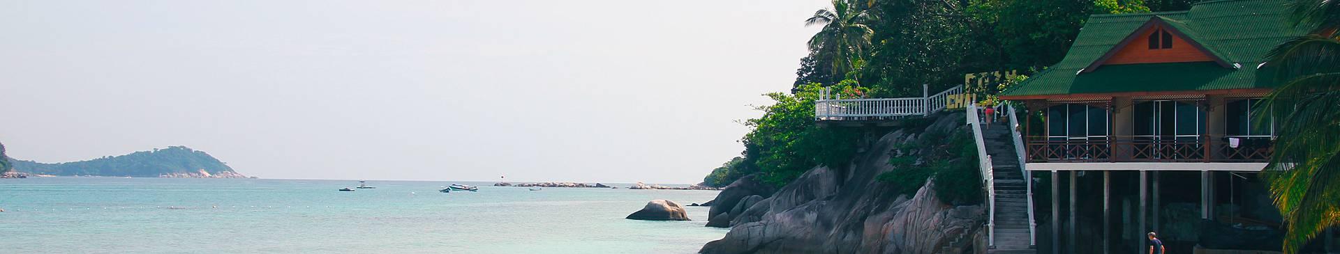 Voyage plage en Malaisie