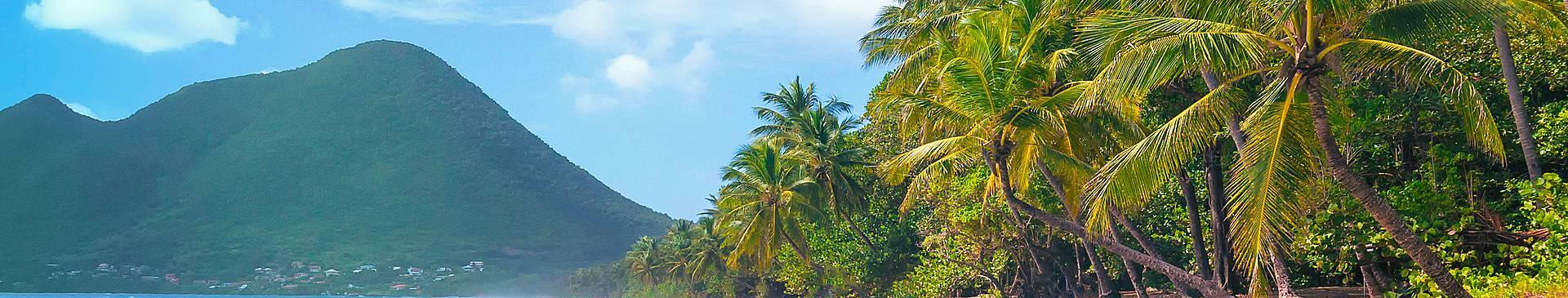 Voyage plage en Martinique