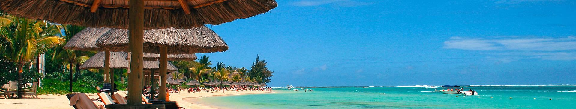 Voyage plage à l'île Maurice