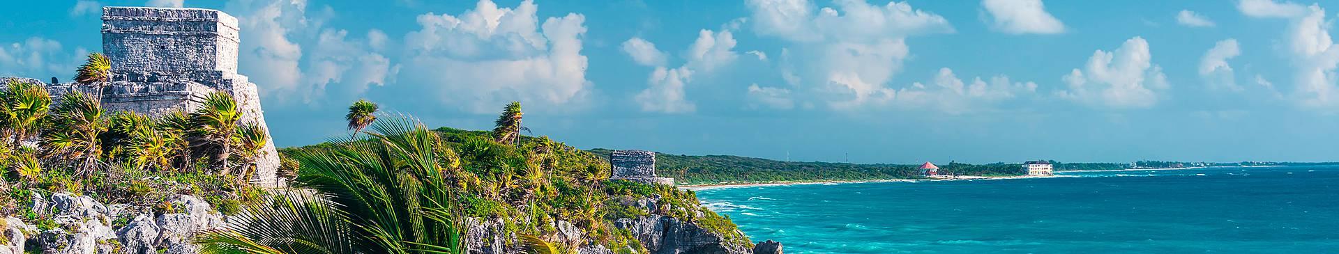 Voyage plage au Mexique