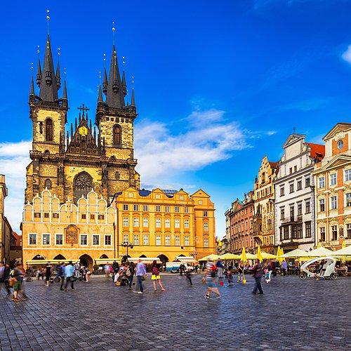 Prague en famille -