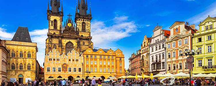 Prague en famille
