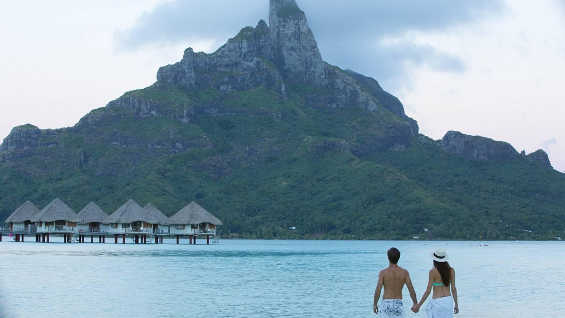 Tahiti, Moorea et les Marquises de Brel et Gaugin
