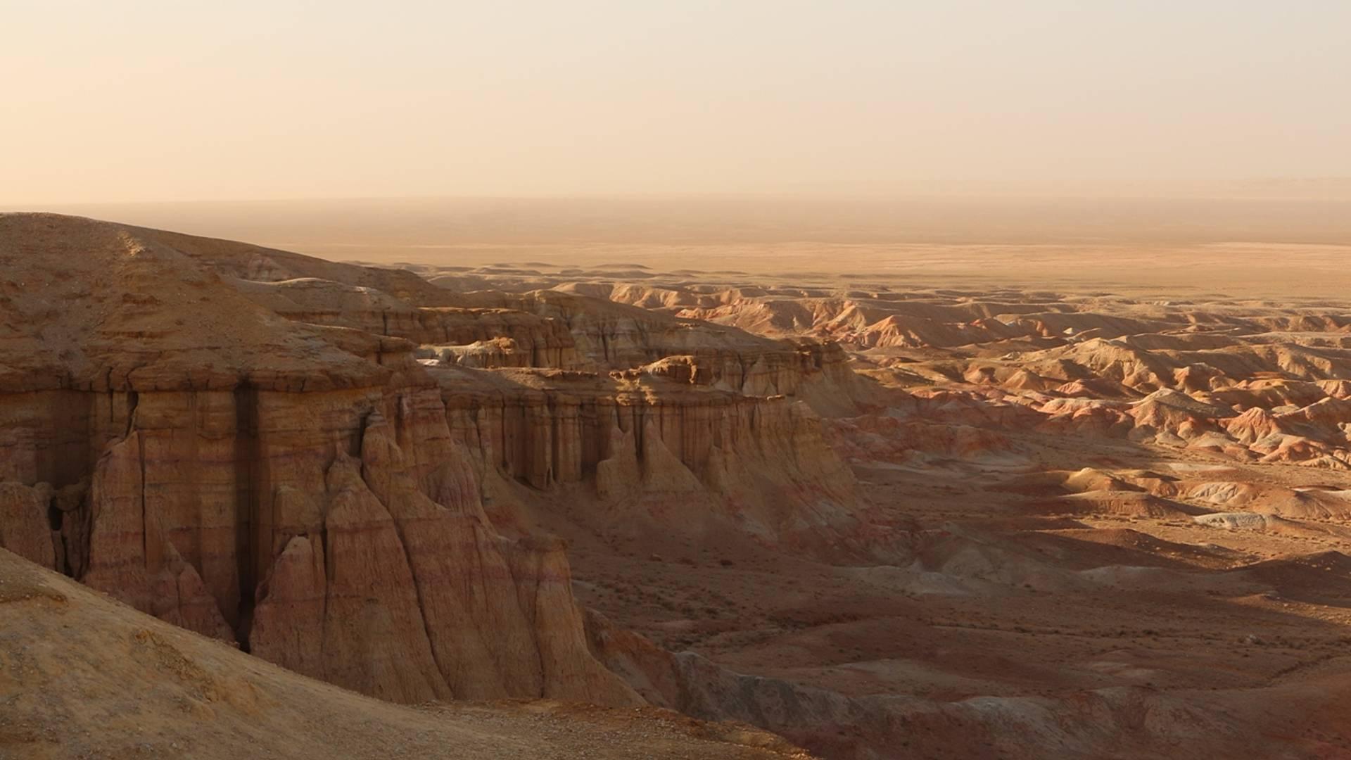 Entdeckungsreise Wüste Gobi und Orkhon Tal